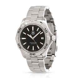 Tag Heuer Aquaracer WAP1110.BA0831 Men's Watch in  Stainless Steel