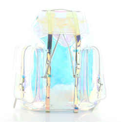 Christopher Backpack Limited Edition Monogram Prism PVC GM