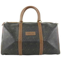 Dior Black Monogram Trotter Boston Duffle Bag 498da68