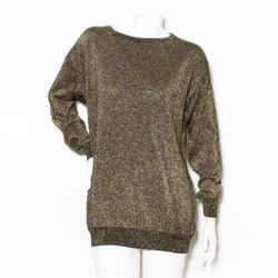 Saint Laurent Lurex Sweater