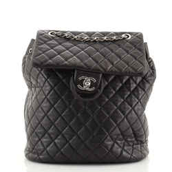Urban Spirit Backpack Quilted Lambskin Large