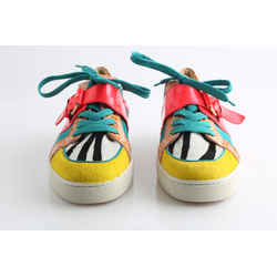 Christian Louboutin Multicolor MENS Athletic Sneakers
