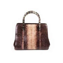Bvlgari Serpenti Scaglie Shopping Bag