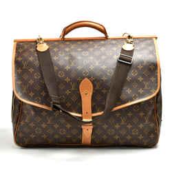 Vintage Louis Vuitton Sac Chasse Monogram Canvas Travel Bag LT983