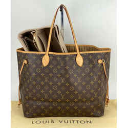 Louis Vuitton Neverfull Gm, Monogram Canvas