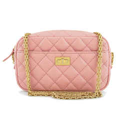 Chanel Pink Reissue 2.55 Mini Crossbody Classic Camera Case Bag