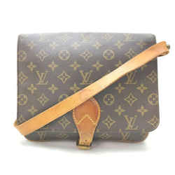 Louis Vuitton Monogram Cartouchiere GM Crossbody Bag 862435