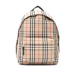 Pre-Owned Burberry Ml Jett Buvv Backpack