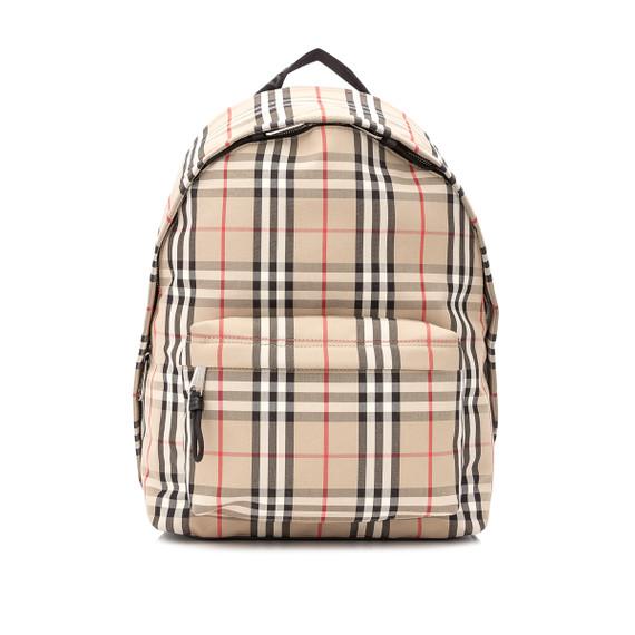 Pre-Owned Burberry Ml Jett Buvv Backpack