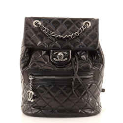Mountain Backpack Quilted Glazed Calfskin Small