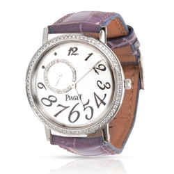 Piaget Altiplano Goa31106 Women's Watch In 18kt White Gold