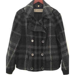 Burberry Brit Giant Check Jacket