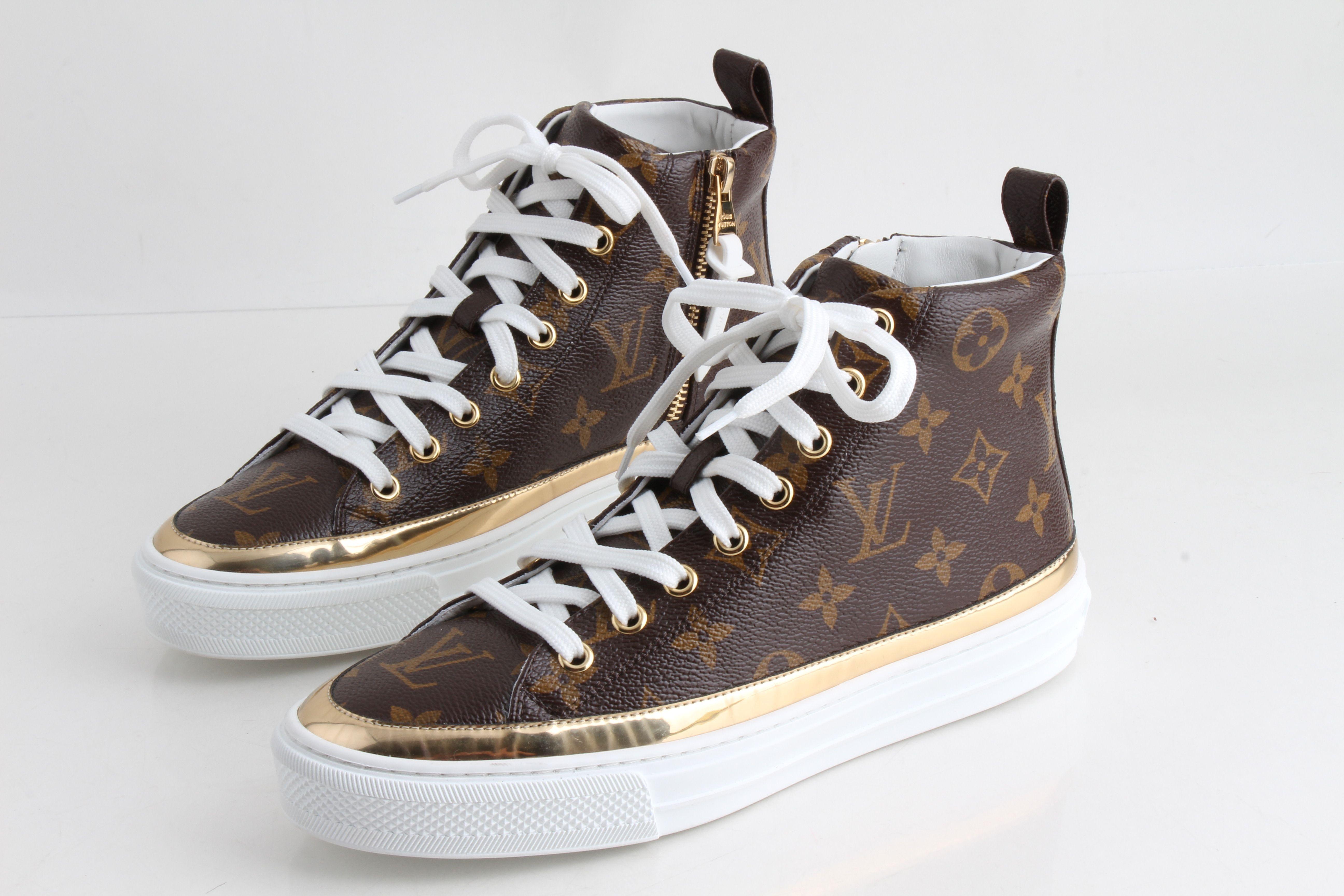 louis vuitton concorde sneaker