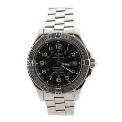 SuperOcean 1500M Automatic Watch Stainless Steel 42