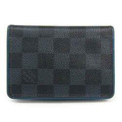 Louis Vuitton Damier Cobalt Pocket-organizer N63247  Card Case Damier C BF521399