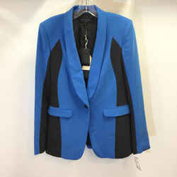 Women's Rag & Bone Color Block 1 Button Blazer. New With Tags. Size 2