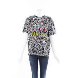 Etro One More Paisley T-Shirt SZ 8