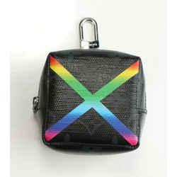 Louis Vuitton Square Pouch MP2467 Monogram Shiny Rainbow