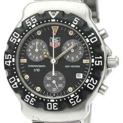 TAG HEUER 2000 Formula 1 Chronograph Steel Quartz Mens Watch CA1211  BF509907