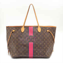 Louis Vuitton Mon Monogram Neverfull GM Tote Bag  862753