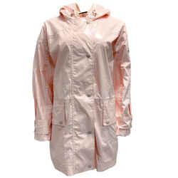 Moncler Light Pink Navet Raincoat