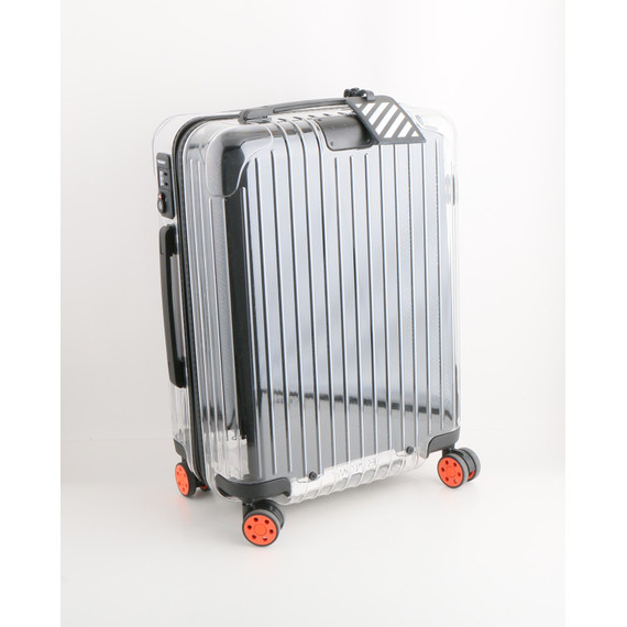 """Rimowa X Off White """"your Belongings"""" Suitcase"""