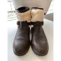 Coach Size 7.5 Ankle Boots