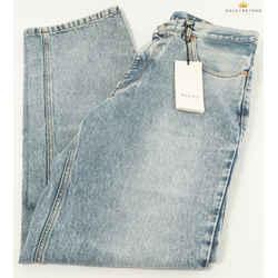 Gucci Dapper Dan Men's Blue Jeans