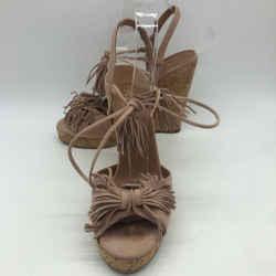 Altuzarra Tan Wedge Heel 9