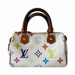 Louis Vuitton Multicolor Monogram Mini HL Speedy