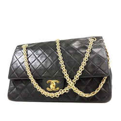 Chanel Medium Quilted Lambskin Mademoiselle Classic Flap 234C110