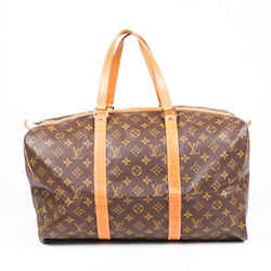 Louis Vuitton Bag Sac Souple 45 Monogram Coated Canvas Travel