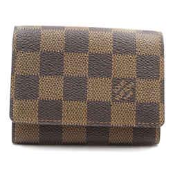 Louis Vuitton Damier Ebene Flap Card Case
