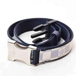 Auth Louis Vuitton Louis Vuitton Azul Saint-hulre Belt