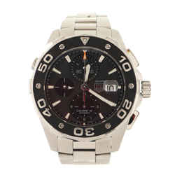 Aquaracer 500M Chronograph Automatic Watch Stainless Steel 45