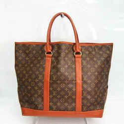 Louis Vuitton Monogram Sac Weekend GM M42420 Unisex Boston Bag Monogram BF531747