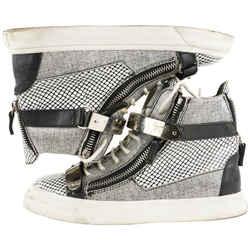 Giuseppe Zanotti Women's 38 May London Sneaker 392zan226