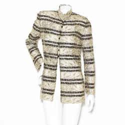 Armani Woven Lurex Jacket
