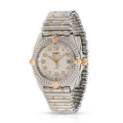Breitling Wings B67050 Women's Watch in  Stainless Steel/Yellow Gold