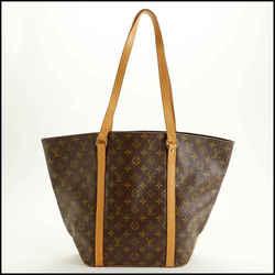 Rdc11408 Authentic Louis Vuitton Vintage Lv Monogram Sac Shopping Tote