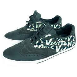Louis Vuitton Falcon Stephen Sprouse Graffiti Sneaker men's 9.5 is 4LVA71