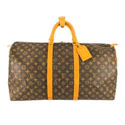 Louis Vuitton | Monogram Keepall 55 Bag