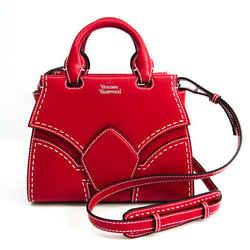 Vivienne Westwood ROSIE SAMLL YASMINE 45030002 Women's Leather Handbag, BF518483