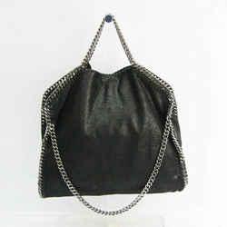 Stella McCartney 495151 Women's Polyester Handbag,Shoulder Bag Black BF527756