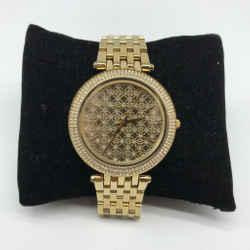 Michael Kors Gold Gold Tone Watch