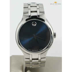 Movado 38mm Collection Watch  01.1.14.1085