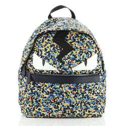 Monster Backpack Printed Nylon Large