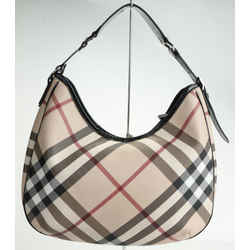 Burberry Nova Check Medium Barton Hobo