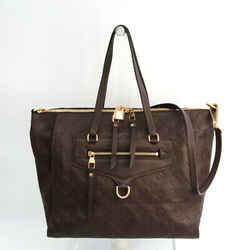 Louis Vuitton Monogram Empreinte Luminous PM M93409 Women's Handbag,Sho BF534414