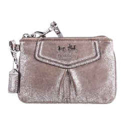 Coach Metallic Wrislet